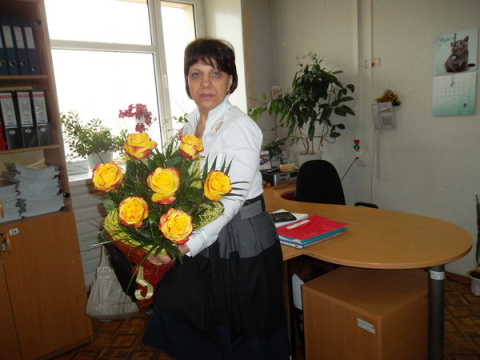 Светлана Япрынцева
