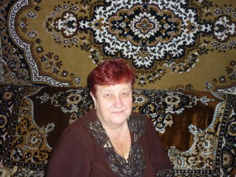 Нина Пономарёва