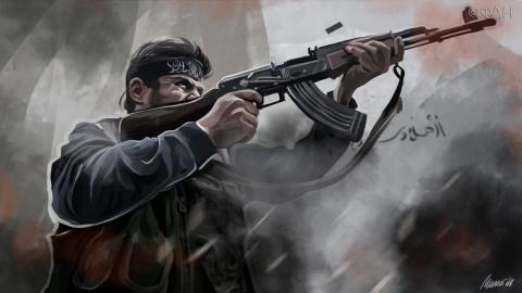 Сирия между Идлибом и Дейр э…