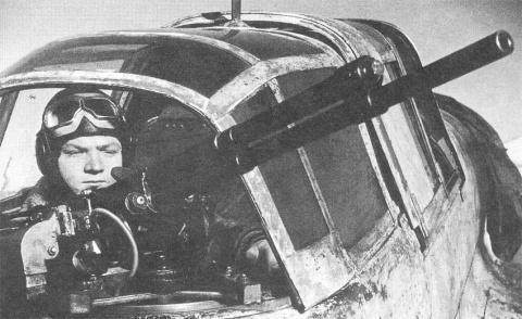 Из жизни пилотов на войне