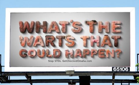 Не самая приятная реклама в мире