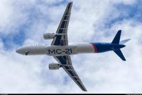 Первые поставки МС-21 начнут…