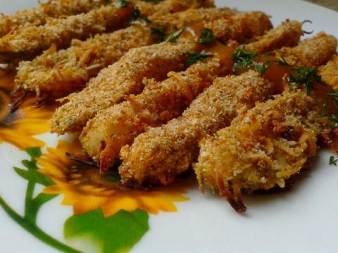 Закусочные палочки из кабачков - просто и вкусно!