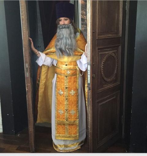 Собчак осудила священнослужителей