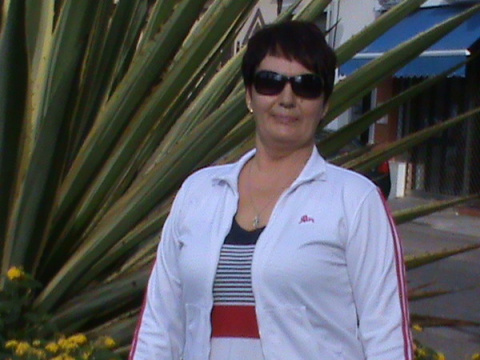 Вера Кудинова (Поликарпова)