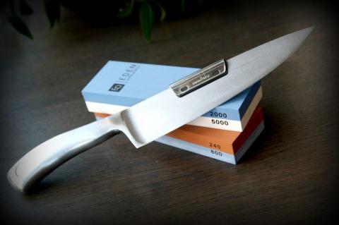 Как сделать ножи острыми как бритва? Секреты профессионального шеф-повара