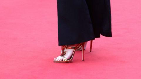 В Каннах женщин в обуви без каблуков не пустили на фильм о лесбиянках