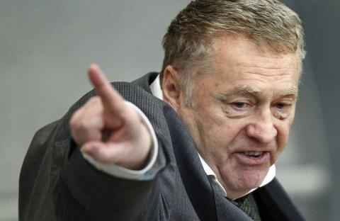 Владимир Жириновский предложил Украине отдать России Донбасс за долги
