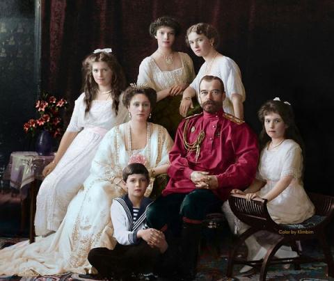 Анна Андерсон — самозванка царской семьи или великая княжна?