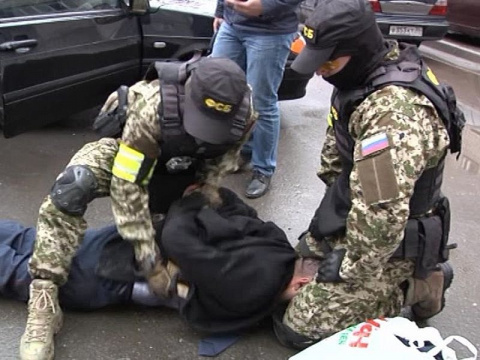 ФСБ сообщила о задержании чл…