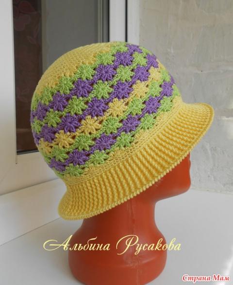 Фиалка-цвет: Шляпка Perenni …