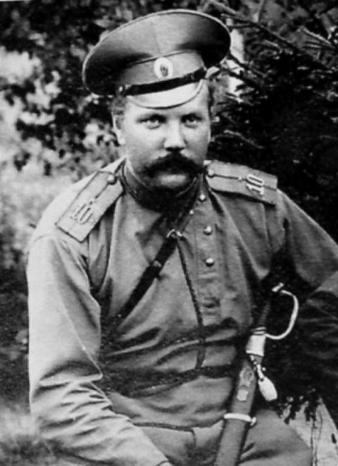 История Красного шайтана и Петр Луспекаев