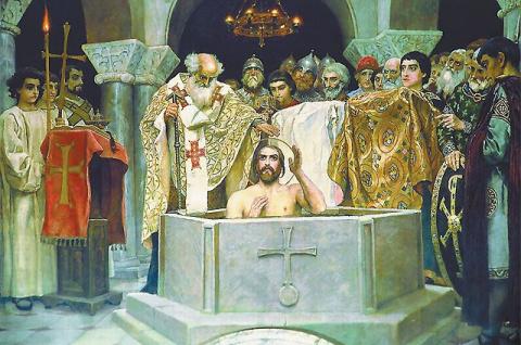 Неистовый креститель Руси. Т…
