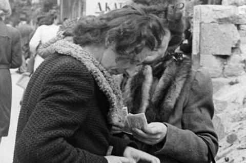 «Берлинская блокада» 1948-49 гг.: мифы и реальность