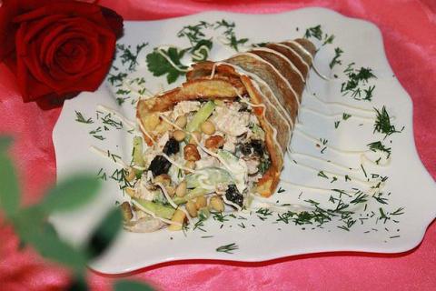 Подборка салатов - готовимся…