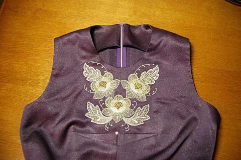 Обтачка для платья (подробный мастер-класс)