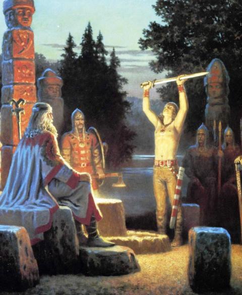 Почему история Руси до крещения была головной болью советских историков