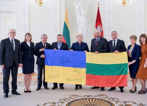Украино-литовский военный союз: ДШК, КПВТ и геостратегический забор