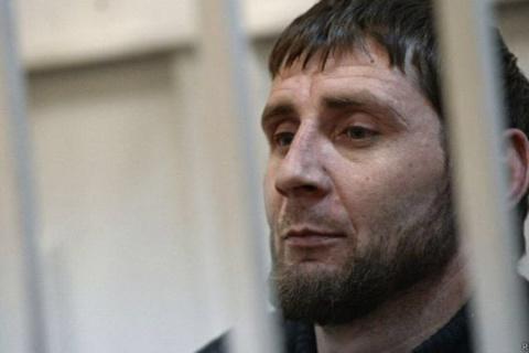 Заур Дадаев дал признательные показания по убийству Немцова