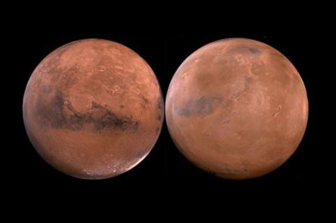 7 самых больших загадок Марса