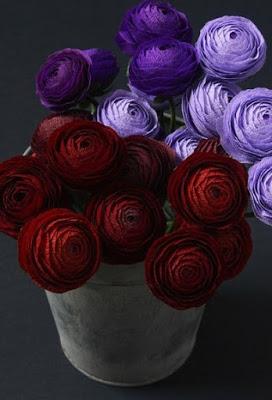 Красивейшие бумажные цветы (…