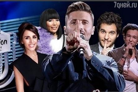 250 000 зрителей «Евровидени…