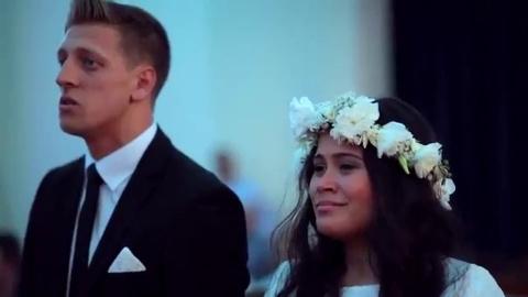 Свадьба суровых новозеландск…