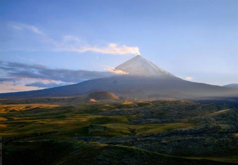 Большое камчатское путешествие