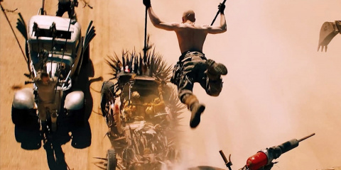 За кадром перезапуска «Безумного Макса»: как снимались трюковые сцены в фильме