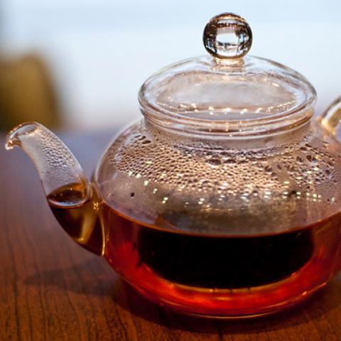 Заварной чайник своими руками