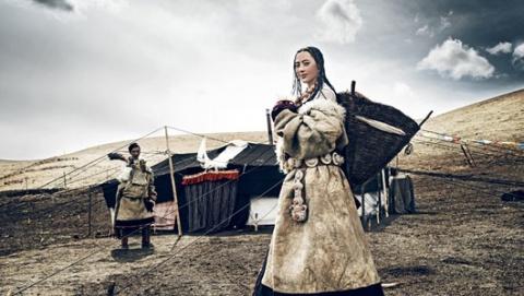 Несколько мужей тибетской жены