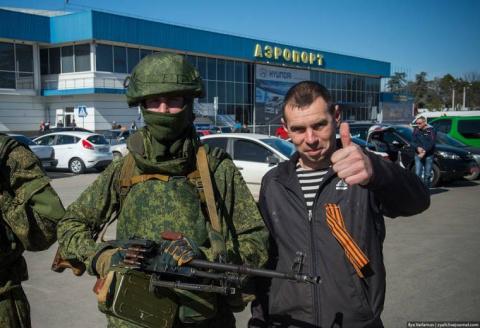 Новое лицо ВС РФ