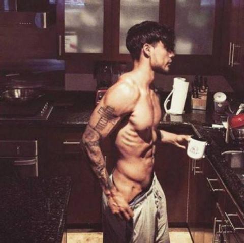 Мужчины и кофе: инстаграм дня