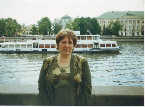 Людмила Надточий-Ключенок (Надточий)