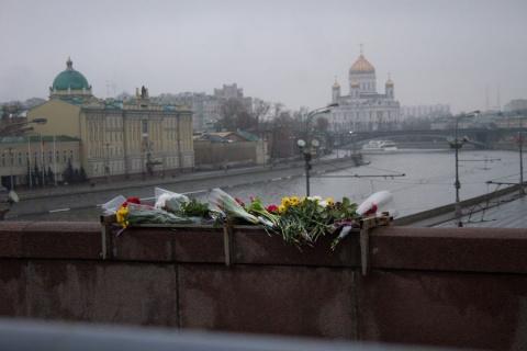 Следствие назвало основную версию убийства Немцова
