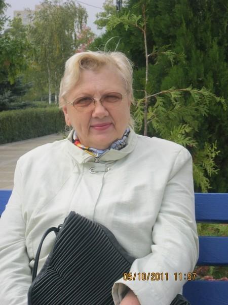 Лилия Крупицкая