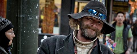 В Москве откроют кинотеатр для бездомных