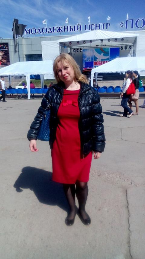 Елена Щуренкова (Глаголева)