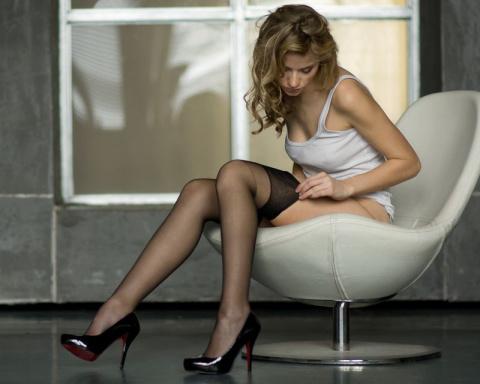 Девушки с отличными ногами (30 фото)