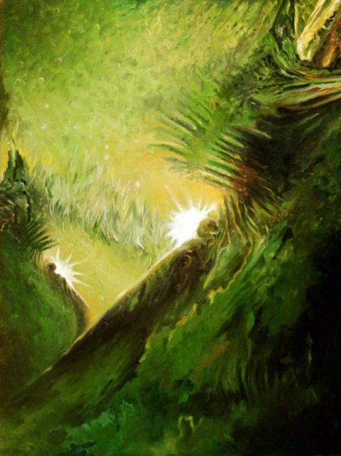 Картины Freydoon Rassouli