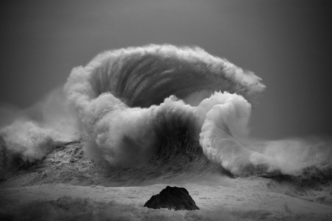 The Majestic Power Of Ocean Waves By Luke Shadbolt (10 Pics)