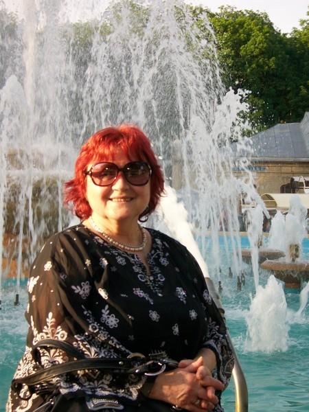 Вероника Старостина (личноефото)