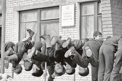 Школьники в СССР и России: к…