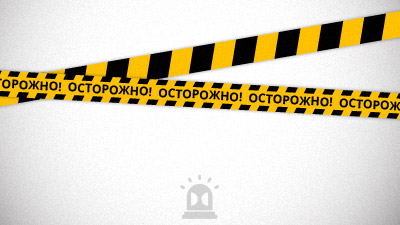 Из-за пяти столкнувшихся машин встал Кутузовский проспект