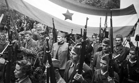 Как Европа Гитлера громила: югославский крепкий орешек