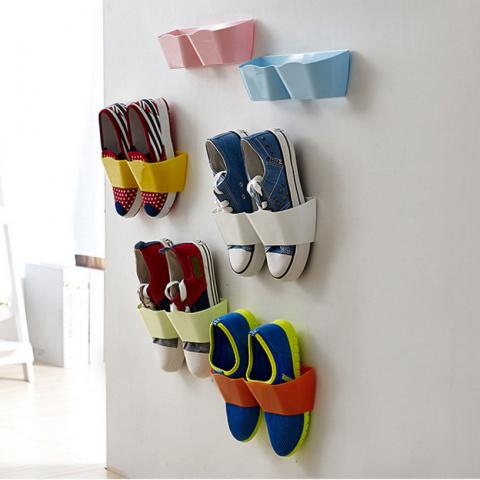 10 идей для хранения обуви: пусть туфелькам будет уютно
