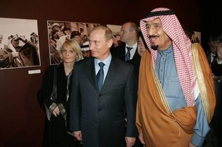 Игра России на Ближнем Востоке, о которой все молчат