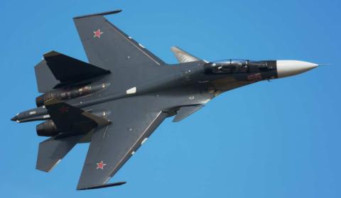 Су-30 совершил фантастически…