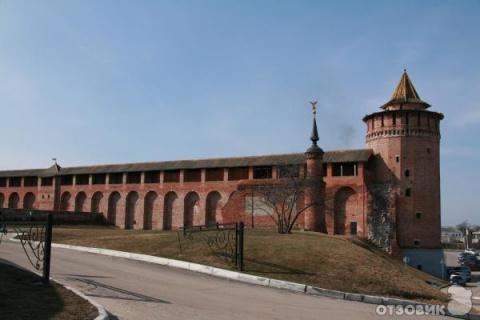 Коломенский кремль.