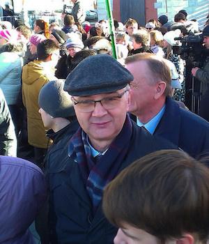 Екатеринбург отчитался за кризис